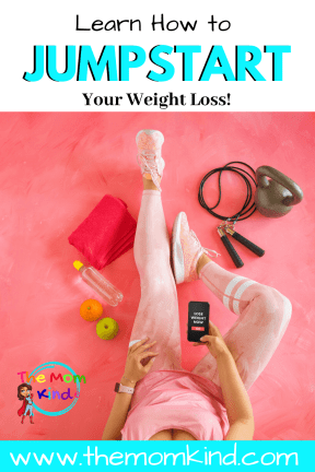 Looking to jumpstart weight loss? Deciding to lose weight and maintain it is an excellent step toward better health! Let's look how to do it! #weightloss #healthyliving #betterhealth #lossingweight #resolutions