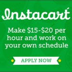 Earn Money Shopping or Delivering Groceries