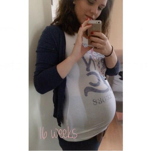 harde buik zwanger