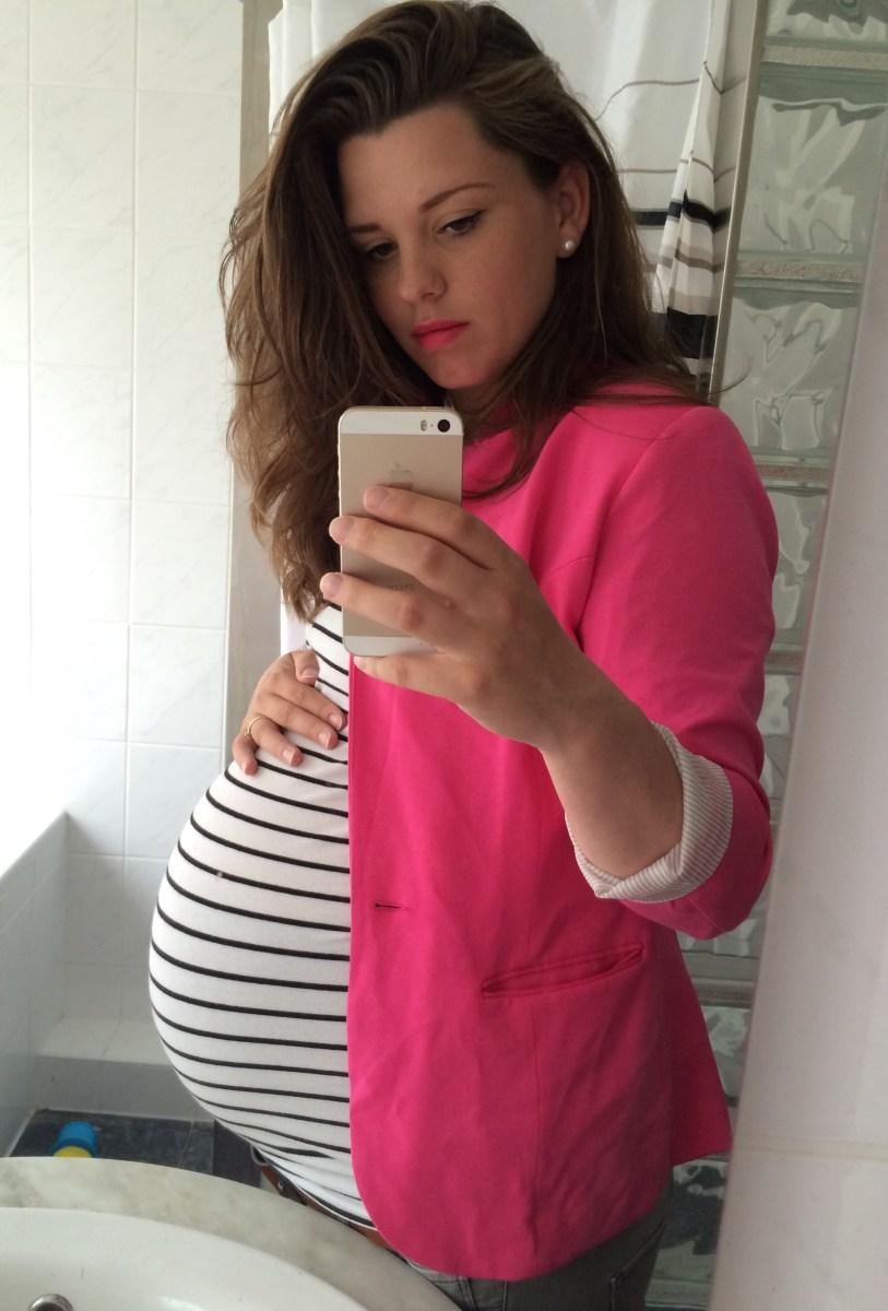 Dingen die nooit grappig zijn als je zwanger bent.