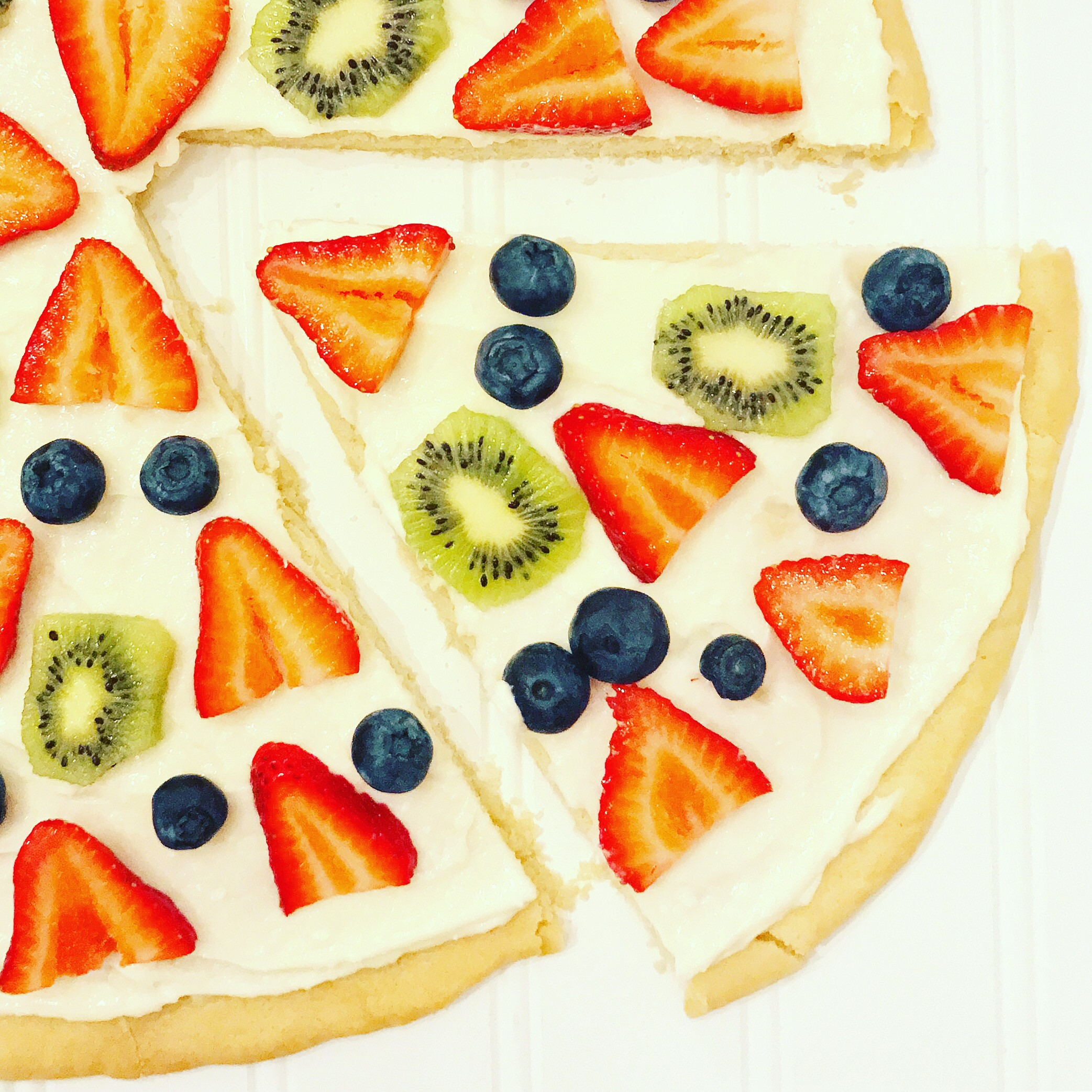 Fruitastic Pizza!