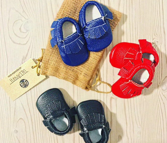 Must-Have Moccasins GIVEAWAY!