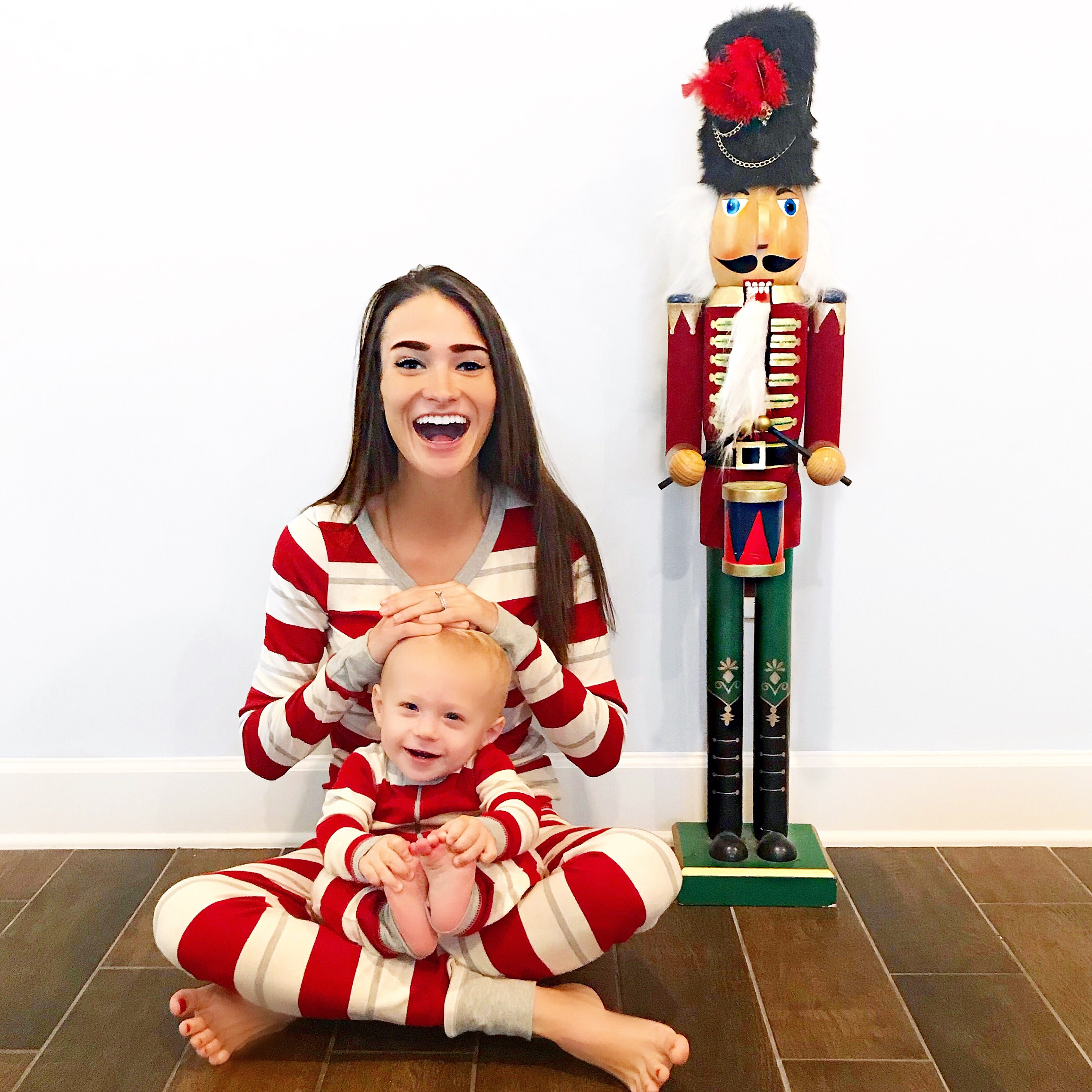 Holiday PJS for the ENTIRE Family!