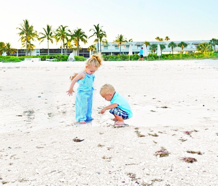 Family Travel Guide – The Sundial Beach Resort & Spa at Sanibel Island