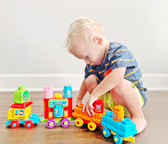5 Educational Toddler Toys by LeapFrog