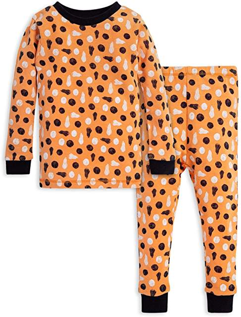 Fall & Halloween Themed Pajamas-  Kids