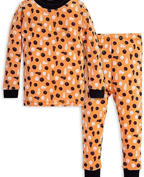 Fall & Halloween Themed Pajamas-  Kids