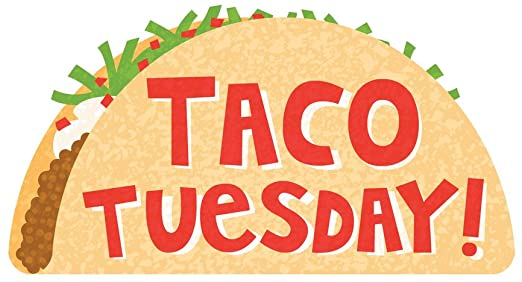 Taco Tuesday Scavenger Hunt for Kids