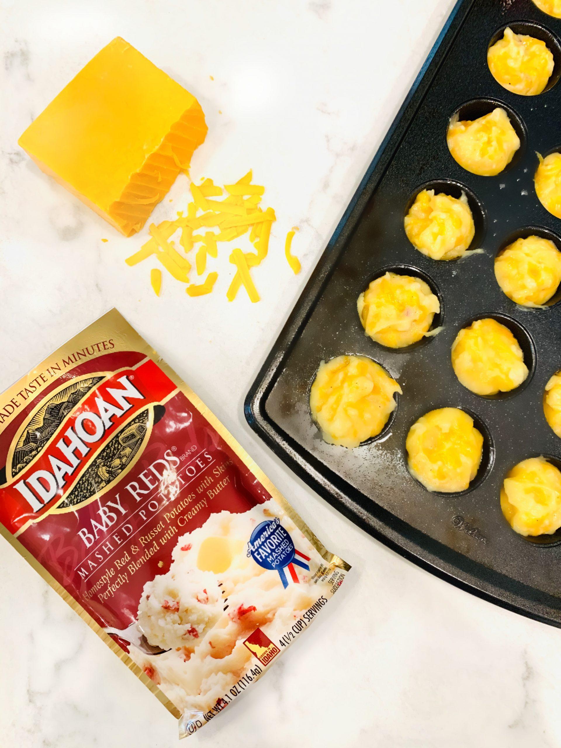 Instant Mashed Potatoes- 2 WAYS