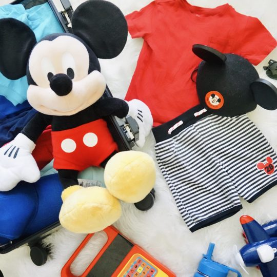 Walt Disney World- What To Pack for Kids