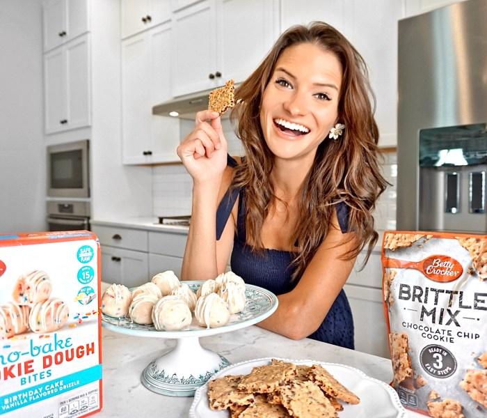 Tasty Treats by Betty Crocker™ in 4 Easy Steps or Less