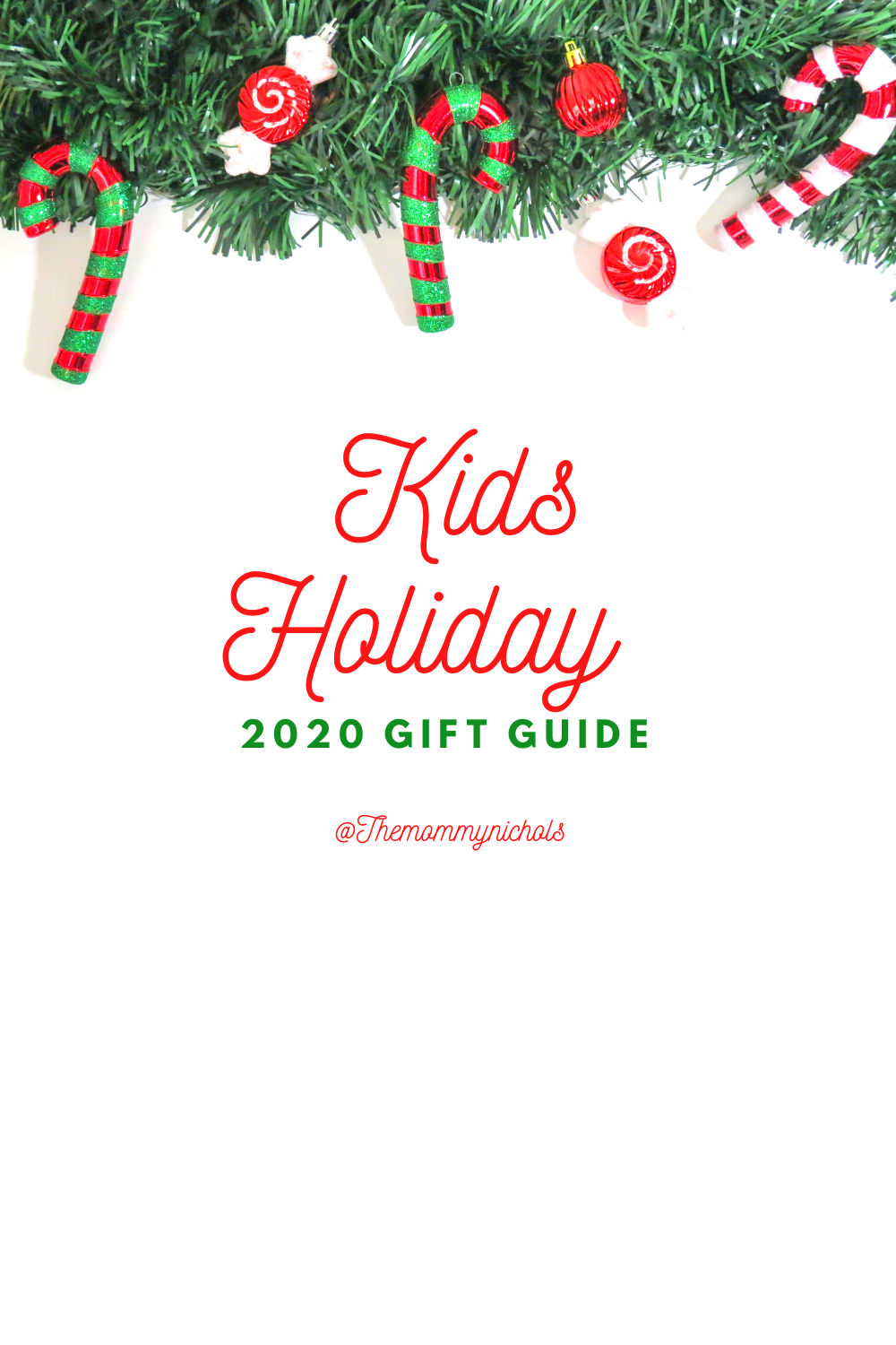 2020 Holiday Gift Guide- Kids