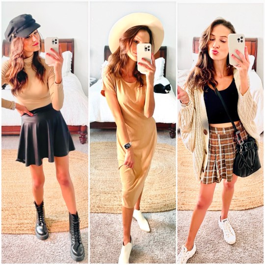 Trending Fashion Styles and Outfit Look Book for Fall