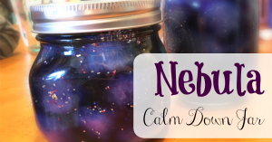 Nebula Calm Down Jar FB