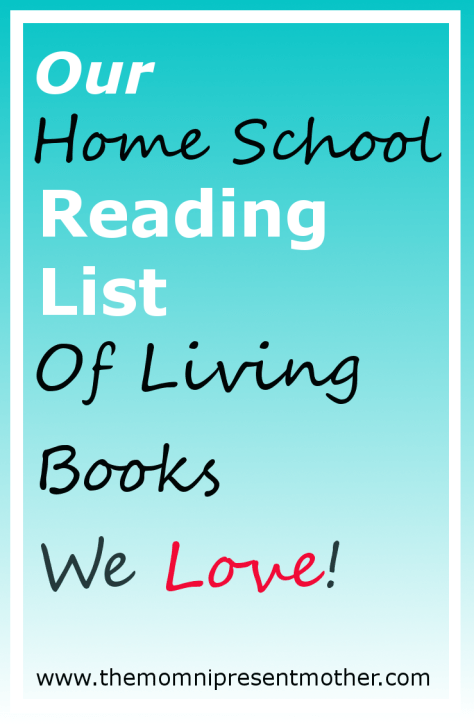 living books we love