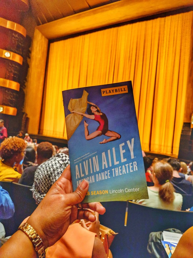 Cheap Broadway Tickets - Alvin Ailey