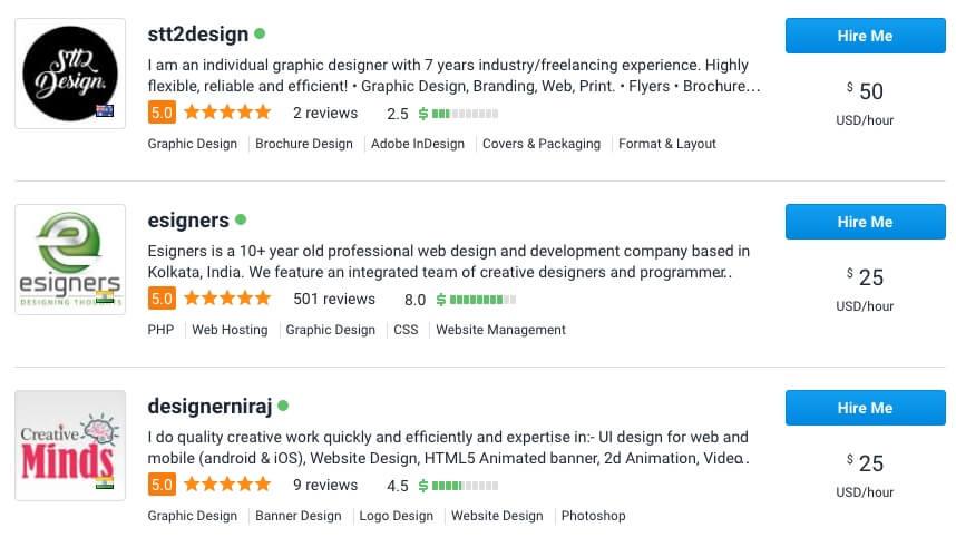 Embauchez quelqu'un sur Freelancer pour concevoir la couverture de votre ebook
