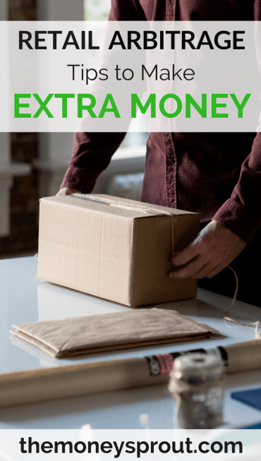 Retail arbitrage can be a great way to earn extra money from home if you are willing to put in the work.