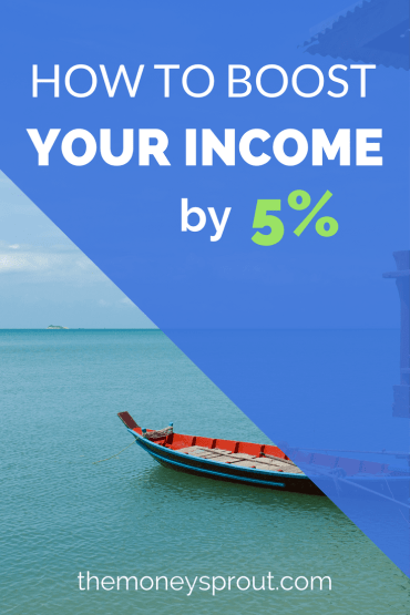 How to Boost Your Income by at Least 5%