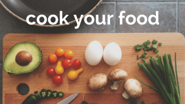 Cook Your Food to Save Money