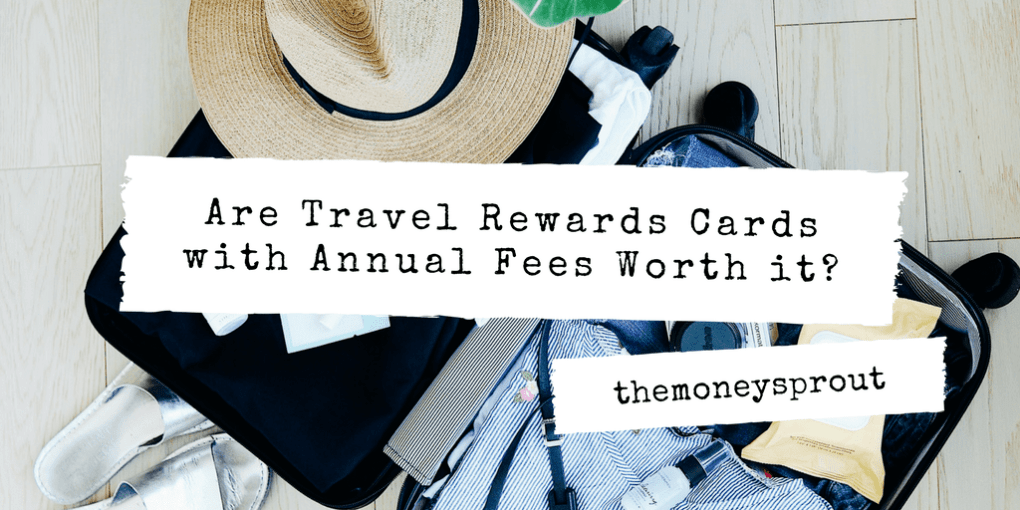 Should I Open a Rewards Card With Annual Fee's?