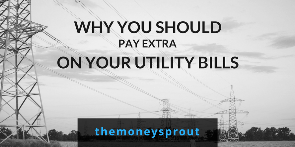 A Big Reason Why You May Want to Pay Extra on Your Utility Bills