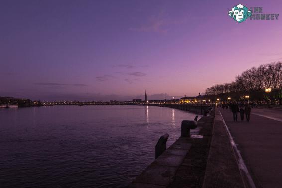Tramonto viola - Bordeaux