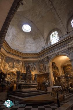 L'altare di Notre Dame