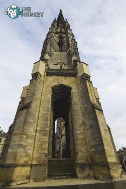 Torre della chiesa di Saint Michel