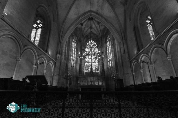 Chiesa a Saint Emiliòn