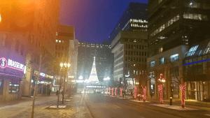 Nettoyage du Printemps à Montréal