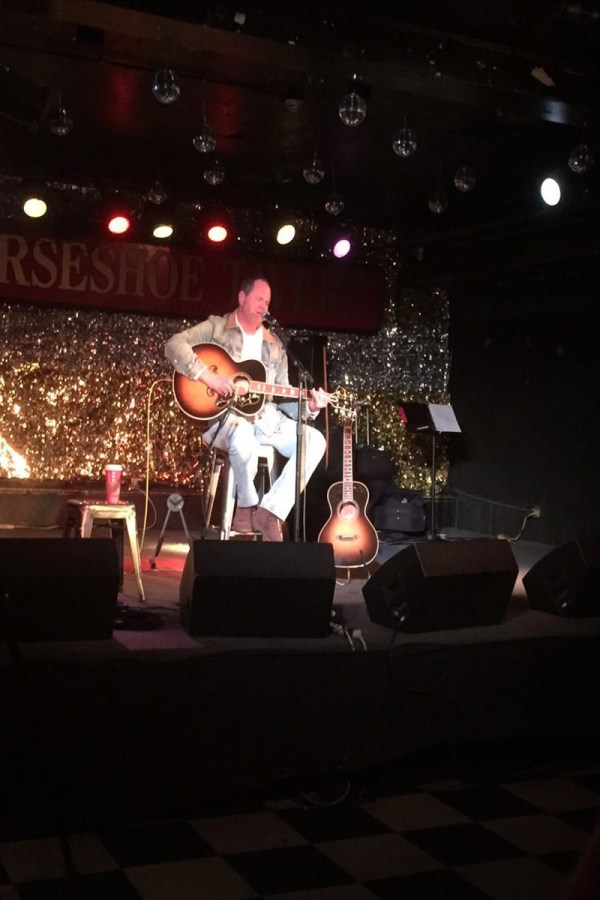 Jeff Orson plays The Horseshoe Tavern in Toronto at the FDFA show