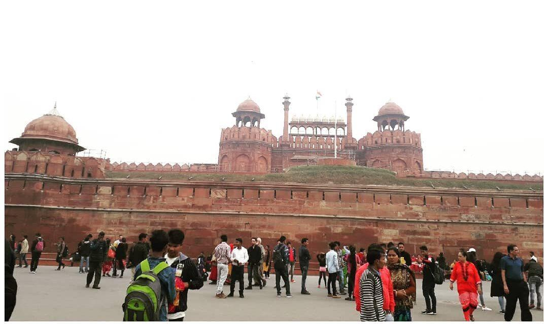 Trip to The Capital of India 4