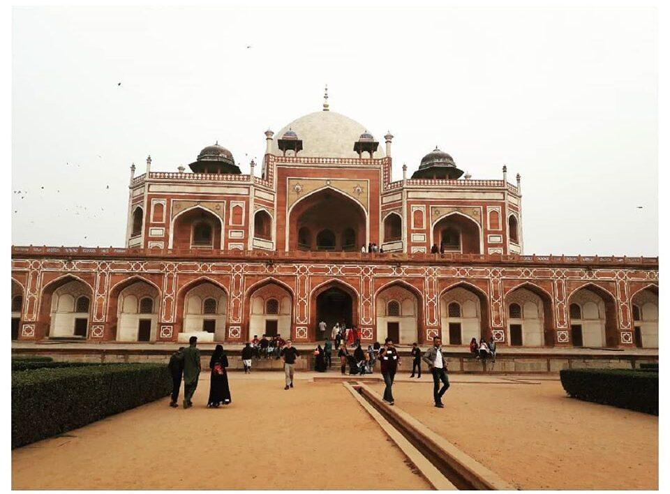 Trip to The Capital of India 5