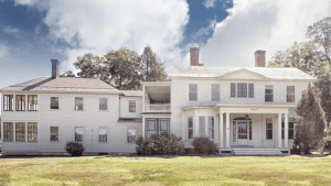 The D.L. Moody homestead at Northfield at The Moody Center