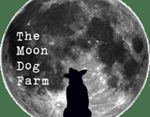 Moon Dog Farm website logo
