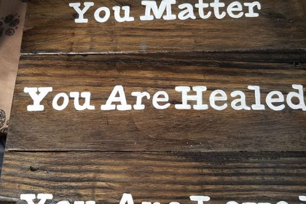 You Matter Sign