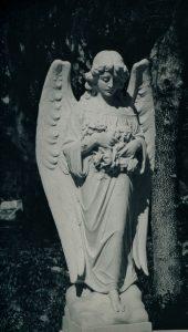 Bonaventure Cemetery Savannah Angel Grave