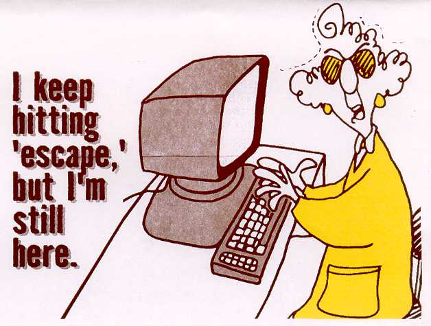 Image result for picture of maxine cartoon