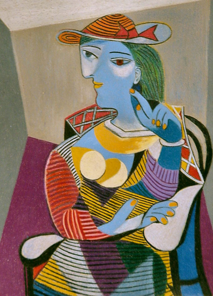 Image result for picasso portraits