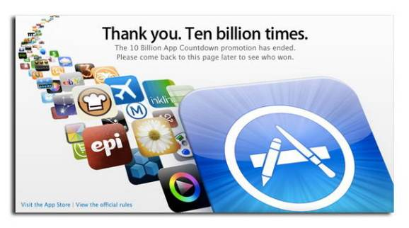 Loja de aplicativos iOS