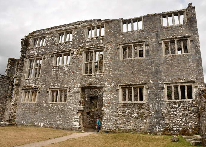 Castelo de Berry Pomeroy