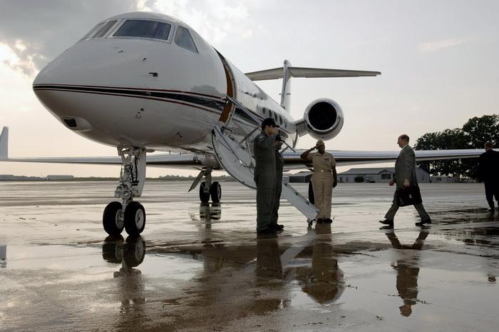 Aeronave de negócios
