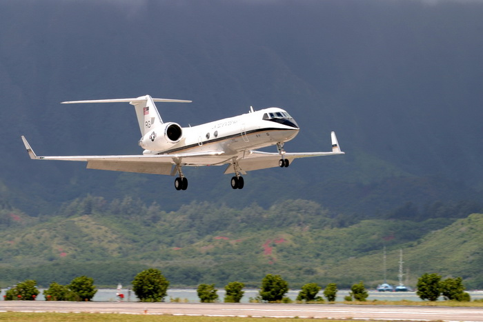 Aviões Gulfstream C20g