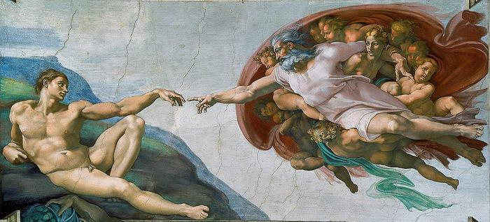 Criação de Adam
