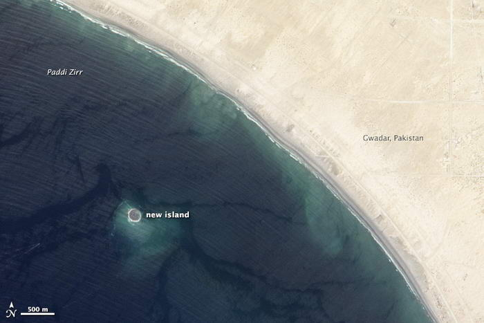 Ilha do terremoto