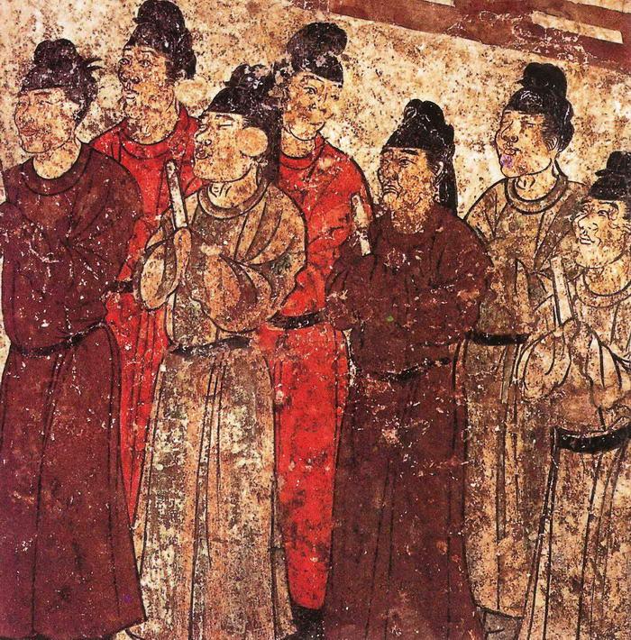 Eunucos da China antiga