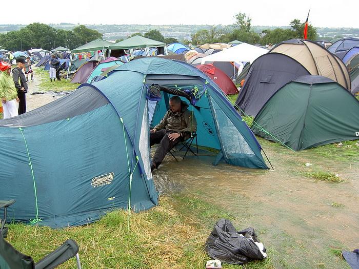 Glastonbury 2005