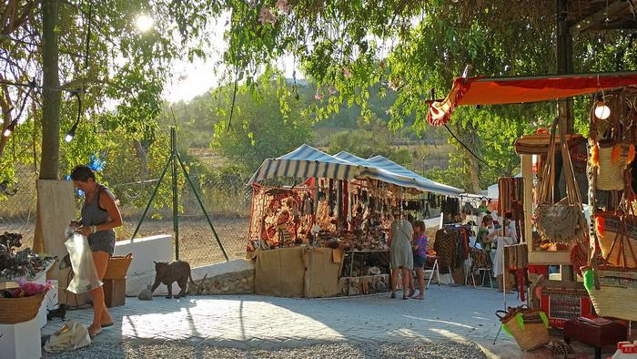 Mercados Hippy