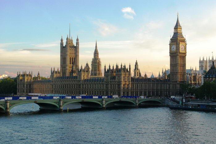 Palácio de Westminster e Big Ben